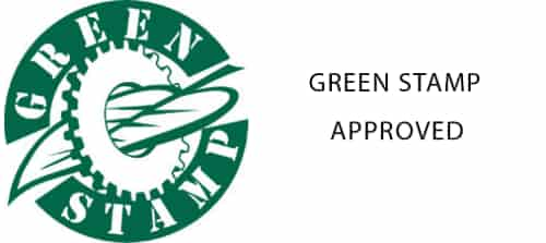 Green Stamp Approved Logo
